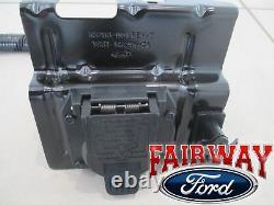 02 thru 04 F-250 F-350 Super Duty Ford 4 & 7 Pin Trailer Tow Wiring Harness Plug