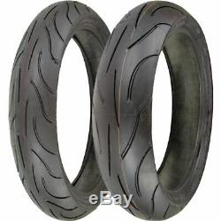 120/70 17, 180/55 17 Michelin Pilot Power Tire Kit