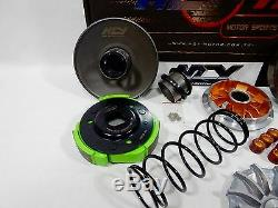 150cc NCY HIGH PERFORMANCE SUPER TRANSMISSION KIT FOR SCOOTERS FOR GY6 MOTORS