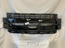 17-19 OEM Ford Super Duty Lariat Sport Grille F-250/350/450 Factory Painted
