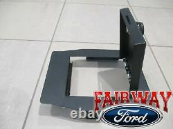 17 thru 21 Super Duty Ford Console Security Vault Gun Safe with Captain Chairs