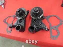 1937-48 Ford car-1937-47 Ford pickup water pumps pair flathead 78-8501-PR