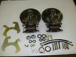 1955 1956 1957 Pontiac front disc brake conversion 5 on 5 bolt pattern