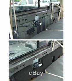 2001-2014 Ford F250 Super Crew Truck Dual 10 Subwoofer Enclosure Custom Sub Box