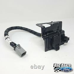 2002 04 Ford F-250 F-350 Super Duty Trailer Tow Wiring Harness 4 & 7 Pin Plug