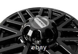 2005-2020 Ford Super Duty F250 F350 OEM 20 x 8 Black Wheels with TPMS Kit
