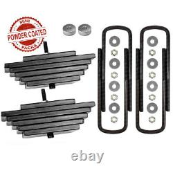 3 Front Leveling Lift Kit For 1999-2004 Ford F250 Super Duty 4WD