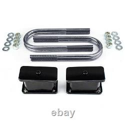 3 Full Lift Kit with Pro Comp Shocks For 1999-2004 Ford F250 Super Duty 4X4