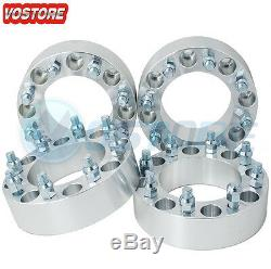 (4) 2 Wheel Spacers 8 Lug Adapter 8x170 for Ford F250 F350 Super Duty Excursion
