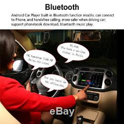 7 TFT Touch Screen 2DIN Car Radio AM FM MP5 Player GPS Android WIFI Bluetooth