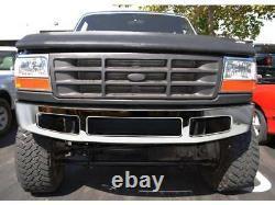 92-98 OBS Ford f250/350 to 08-10 Super Duty Bumper Conversion Brackets