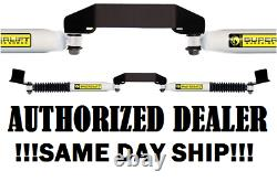 99-04 Ford F-250 F-350 Super Duty Excursion Dual Steering Stabilizer