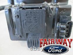 99 thru 01 F250 F350 Super Duty Ford 4 & 7 Pin Trailer Tow Wiring Harness Plug
