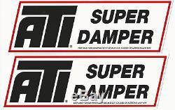 ATI Super Damper Crank Pulley Toyota Supra MK4 2JZGTE 2JZ-GTE JZA80 918562