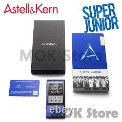 Astell&Kern Super Junior x AK Jr LE High Resolution Portable Audio Mp3 Player