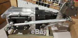 Borg Warner T10 or Super T10 all GM 4 speed Hurst rods shifter plate conversion