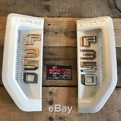 Brand New OEM 17+ Ford Super Duty Painted to Match Fender Vent F250 F350 F450