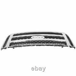 CHROME Grille Grill CONVERSION For Ford 99-04 Super Duty F250 F350 F450 F550