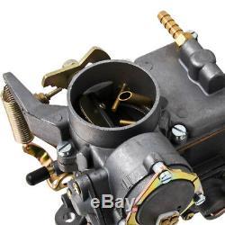 Carb Carburetor For VW 34 PICT-3 12V Electric Choke 1600CC 113129031K APLUS