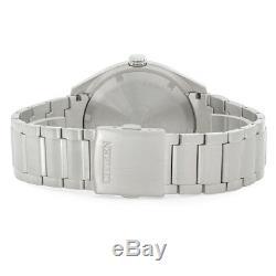 Citizen Eco-Drive Men's Super Titanium Calendar 44mm Bracelet Watch AW0060-54A