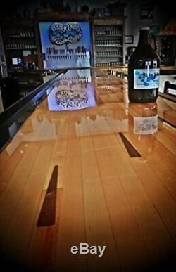 Clear Epoxy Resin for Table Tops, Gloss Coating, Casting (2 Gallons)