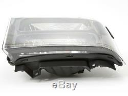 Conversion Headlight Set Fits 1999-2004 Ford Super Duty Excursion