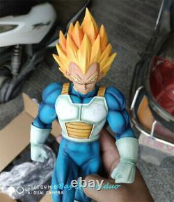 Dragon Ball Z Super Vegeta Statue Resin Model GK Figurine MRC Painted New