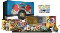 Dragon Majesty Super Premium Collection Box Pokemon TCG Dragonite GX 10 Packs