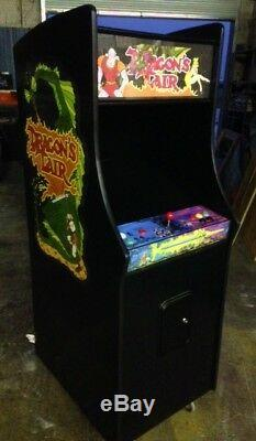 Dragon's Lair / Space Ace Arcade Video Multi Game Machine