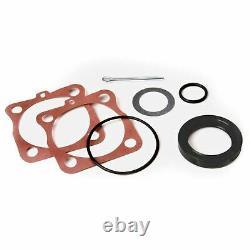 Empi 22-2861 Vw Bug Rear Disc Brake Kit 1968-1979, 4 Lug Vw Pattern