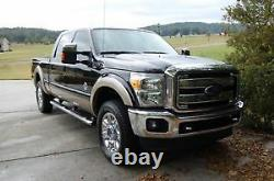 Factory Style Fender Flares For 2011,12,13,14,15,2016 Ford F250/f350 Super Duty