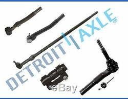 Front Tierod Drag Link Kit for 05-16 Ford F-250 F-350 Super Duty 4WD 4x4 5pc