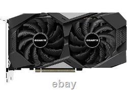 GIGABYTE GeForce GTX 1650 SUPER WINDFORCE OC 4G Graphics Card, 2 x WINDFORCE Fan