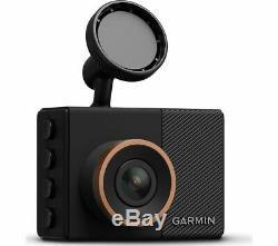 Garmin Dash Cam 55 Dashcam Camera 1440p Super HD Drive Recorder Black