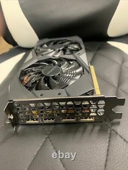 Gigabyte GeForce RTX 2060 Super OC Graphics Card, 2X Fans, 6GB