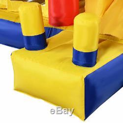 Goplus Super Slide Inflatable Bounce House Castle Moonwalk Jumper Bouncer New