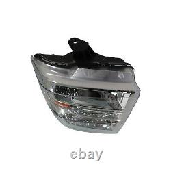 Headlight Set For 2008-2014 Ford E-350 Super Duty Left and Right CAPA 2Pc
