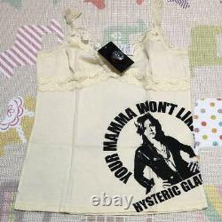 Hysteric Glamour Popular Print Camisole / Free Size