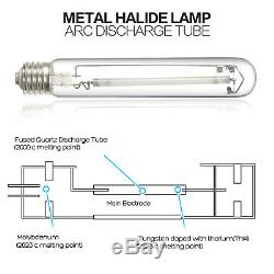 IPower 400W 600W 1000W watt HPS High Pressure Sodium MH Grow Light Bulb Lamp