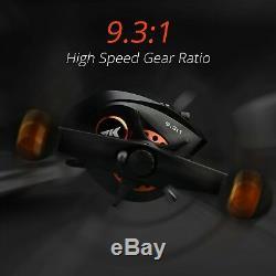 KastKing Speed Demon Pro Saltwater Baitcasting Fishing Reel 9.31 Super Speed