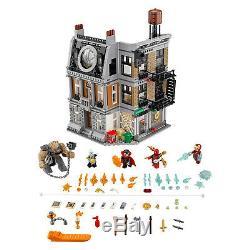 LEGO Super Heroes Marvel Avengers Movie Sanctum Sanctorum Showdown 76108