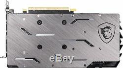 MSI GeForce GTX 1660 SUPER GAMING X Graphics Card, PCI-E x16, No NVLink, VR Ready