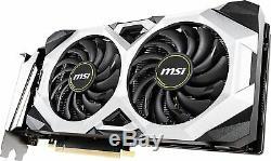MSI GeForce RTX 2070 SUPER VENTUS GP OC Graphics Card, PCI-Ex16, NVLink, VR Ready