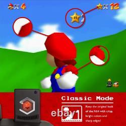 NEW EON Super 64 HD Adapter for Nintendo 64 PLUG & PLAY Like Ultra 64 Kit