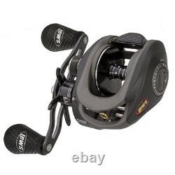 NEW Lew's Super Duty 300 LFS Baitcast Fishing Reel 6.51 Right Hand SD3H