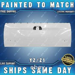 NEW Pre Painted YZ/Z1 Oxford White Tailgate for Ford F250 F350 Super Duty Truck