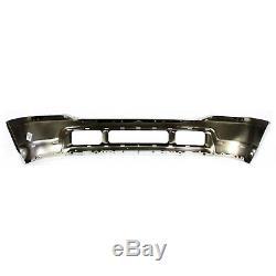NEW Steel Chrome Front Bumper Shell Fascia for 1999-2004 F250 F350 Super Duty