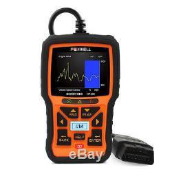 NT301 EOBD OBD2 Car Scanner Diagnostic Fault Code Reader Scan Tool Check Engine