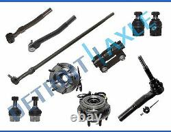 New 11p Complete Front Suspension Kit for Ford F-250 F-350 Super Duty 4WD 4x4