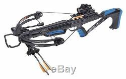 New CenterPoint AXCV130BK Volt 300 Crossbow Package Super Easy to Cock